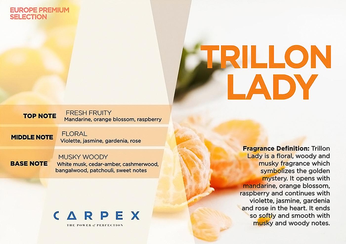 Fragrance TRILLON LADY 2
